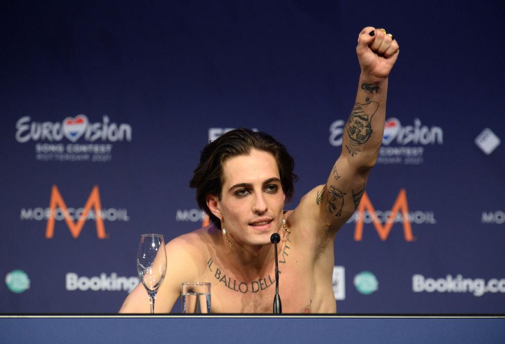 Стали известны результаты теста на наркотики попавшего в кокаиновый скандал победителя Евровидения