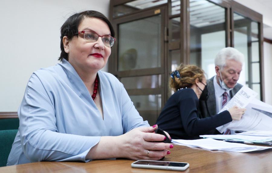 <p>Юлия Галямина. Фото © ТАСС / Гавриил Григоров</p>