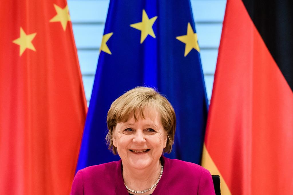 Меркель осталась довольна подтверждением встречи Путина и Байдена