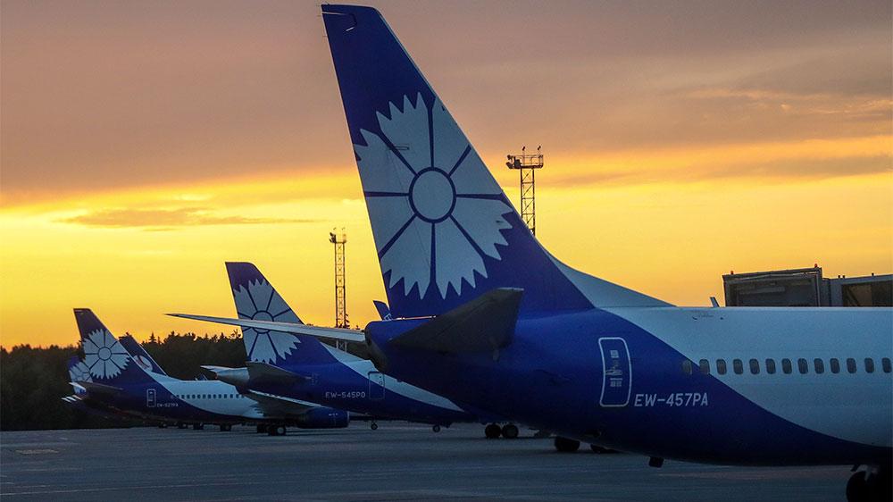 Из-за отмены рейсов иностранцы не могут вернуться домой из Белоруссии