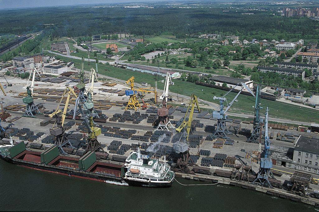 Клайпедский порт. Фото © Getty Images / De Agostini