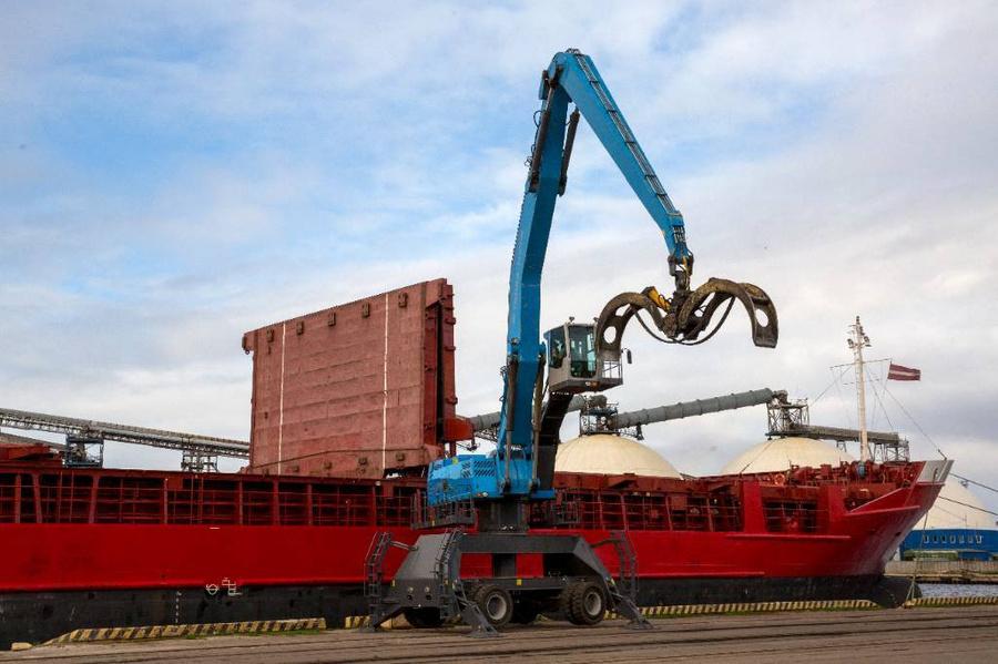Рижский свободный порт. Фото © ТАСС / Василий Шитов