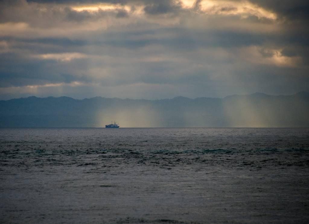 В Японии рассматривают столкновение двух судов в Охотском море как преступную халатность