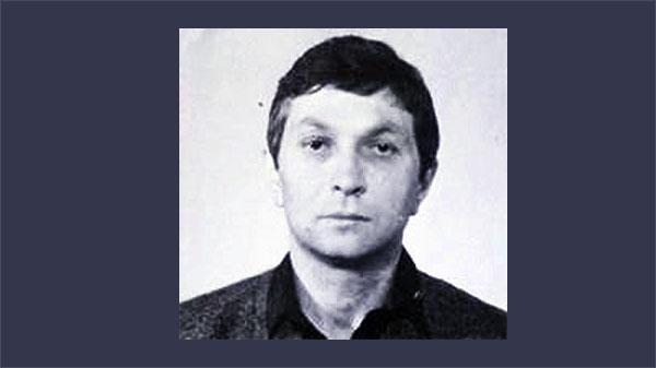 Криминальный авторитет Виктор Башмаков. Фото © mzk1.ru