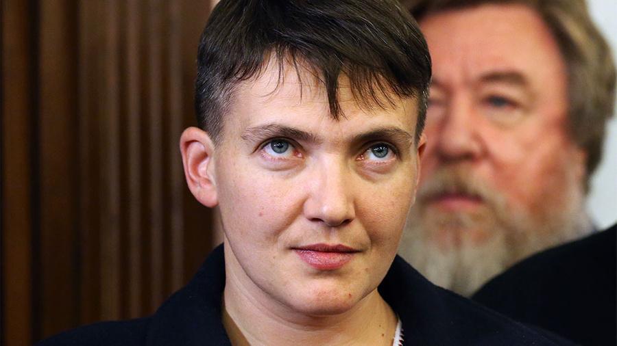 <p>Надежда Савченко. Фото © ТАСС / Артём Геодакян</p>