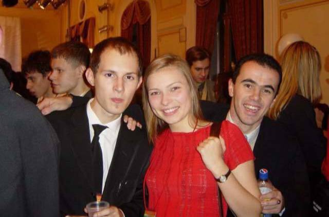 Павел Дуров познакомился со своей бывшей супругой ещё в университете. Фото © Соцсети