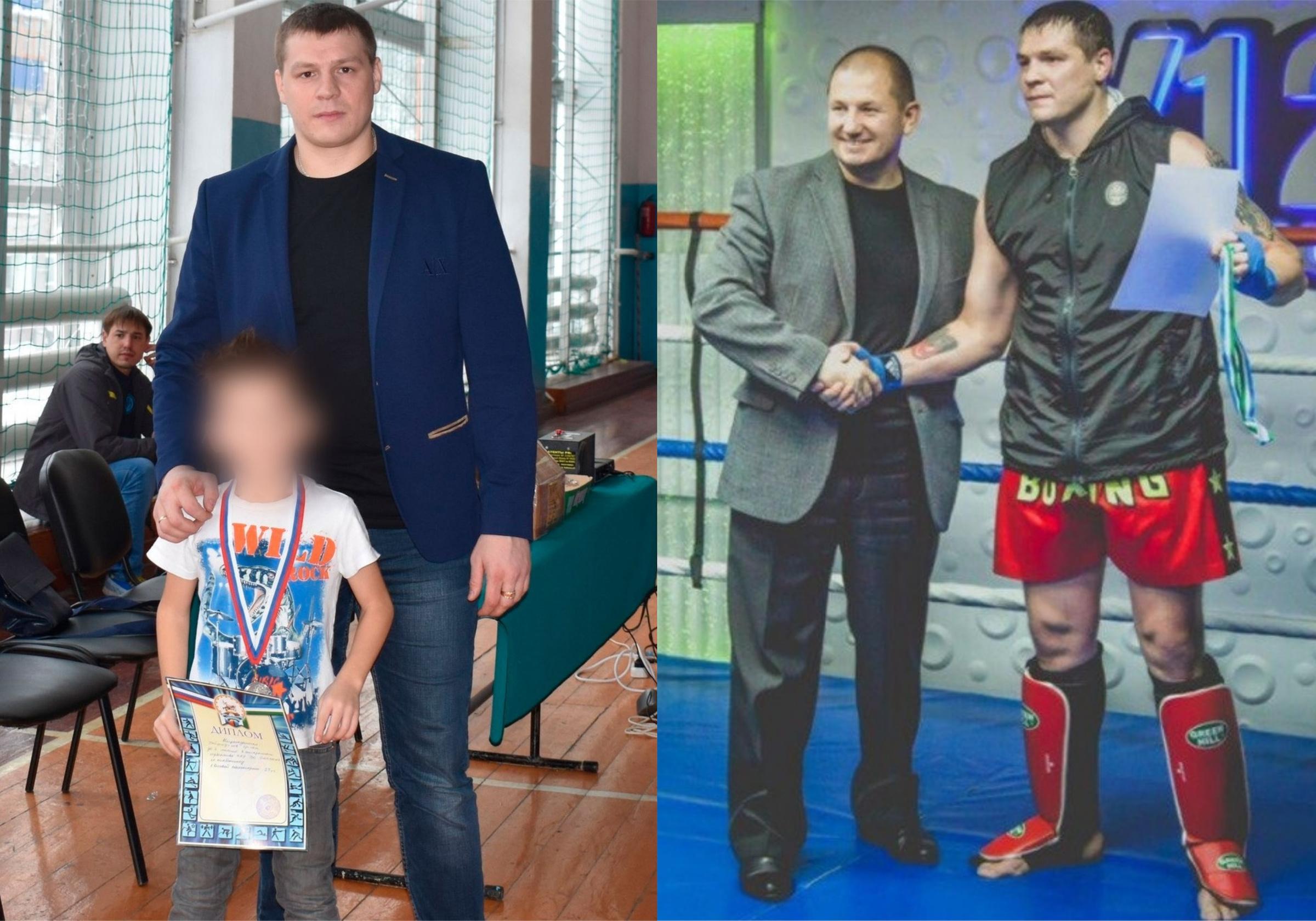 "Фото © ""ВКонтакте"" / КИКБОКСИНГ, г. Ишимбай"
