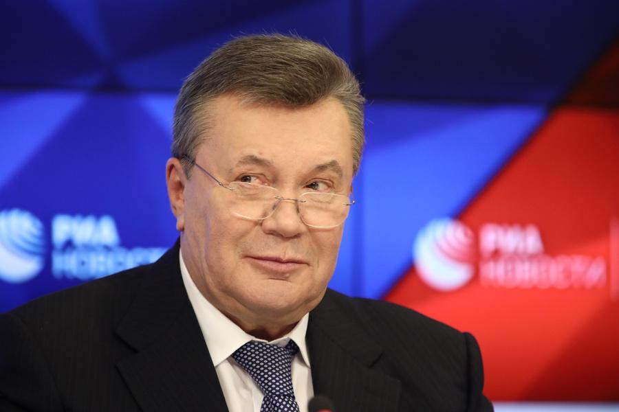 <p>Виктор Янукович. Фото © ТАСС / Евгений Разумный</p>