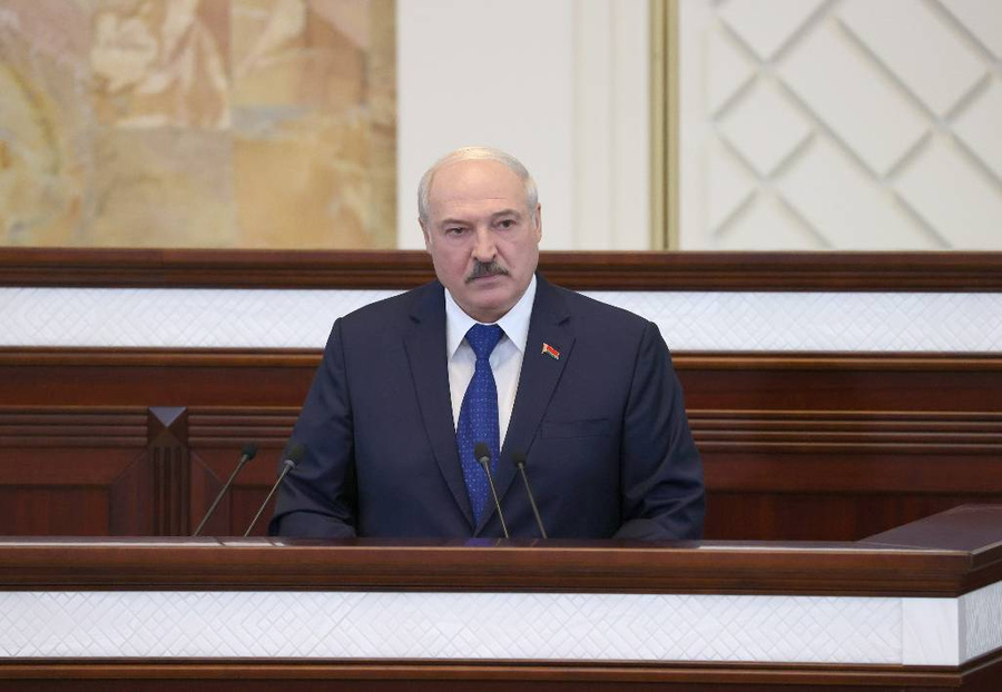 <p>Александр Лукашенко. Фото © ТАСС / EPA</p>