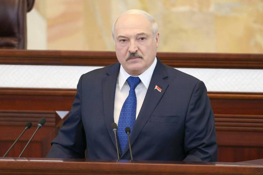 <p>Президент Белоруссии Александр Лукашенко. Фото © ТАСС / Сергей Шелег</p>