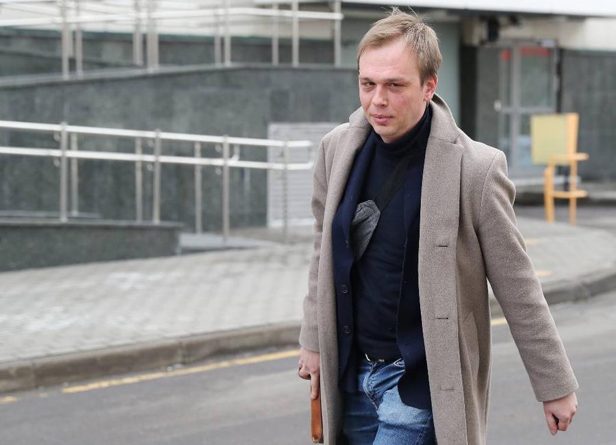<p>Иван Голунов. Фото © ТАСС / Сергей Савостьянов</p>
