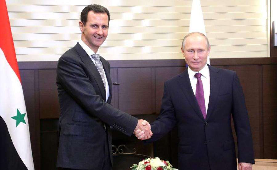 <p>Фото © Kremlin Press Office / Handout/Anadolu Agency / Getty Images</p>