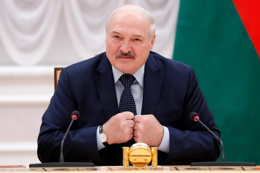 <p>Александр Лукашенко. Фото © ТАСС / Дмитрий Астахов</p>