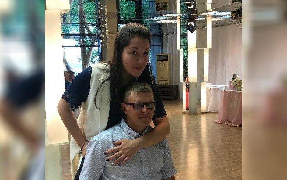 Ольга В. и Евгений К. Фото © Соцсети