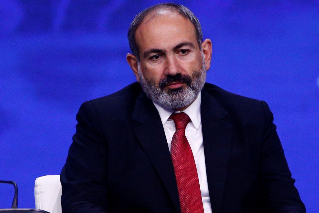 Пашинян заявил о готовности Армении отвести войска от границы с Азербайджаном