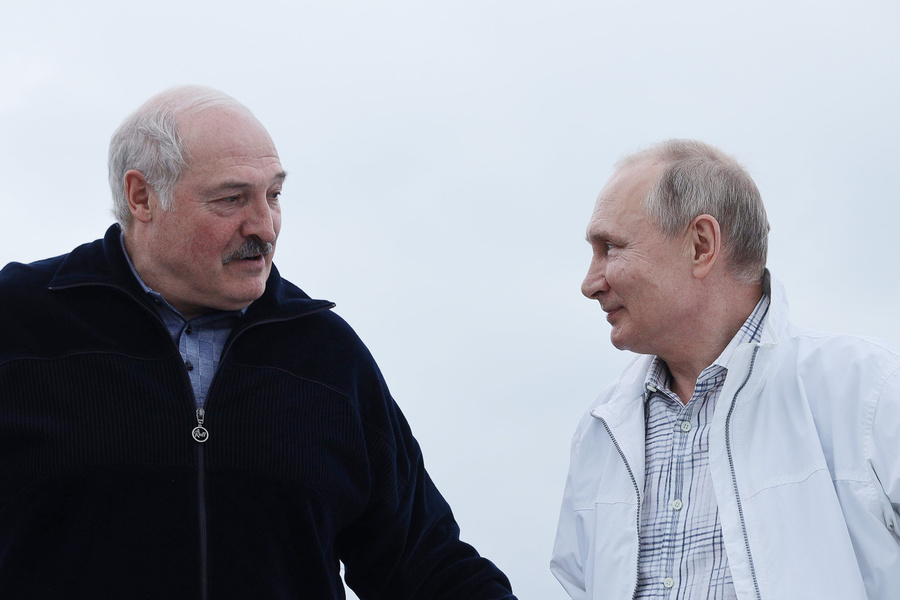 <p>Фото © ТАСС / Пресс-служба Президента РФ / Сергей Ильин</p>
