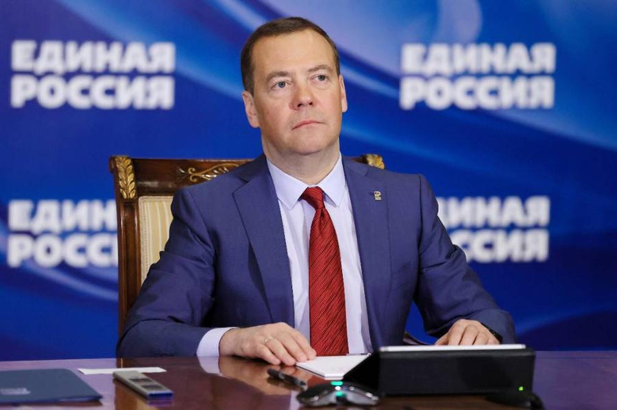 <p>Фото © ТАСС / POOL / Екатерина Штукина</p>