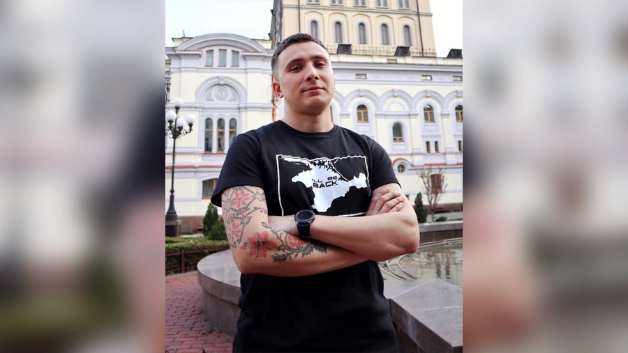 <p>Сергей Стерненко. Фото © Соцсети</p>