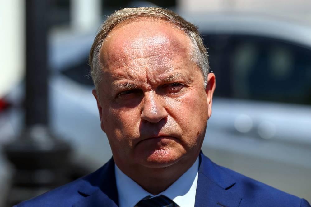 В доме экс-мэра Владивостока Гуменюка проходят обыски