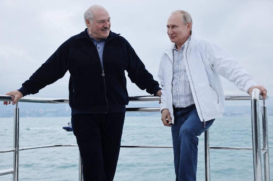 Фото © ТАСС / Сергей Ильин / Пресс-служба Президента РФ