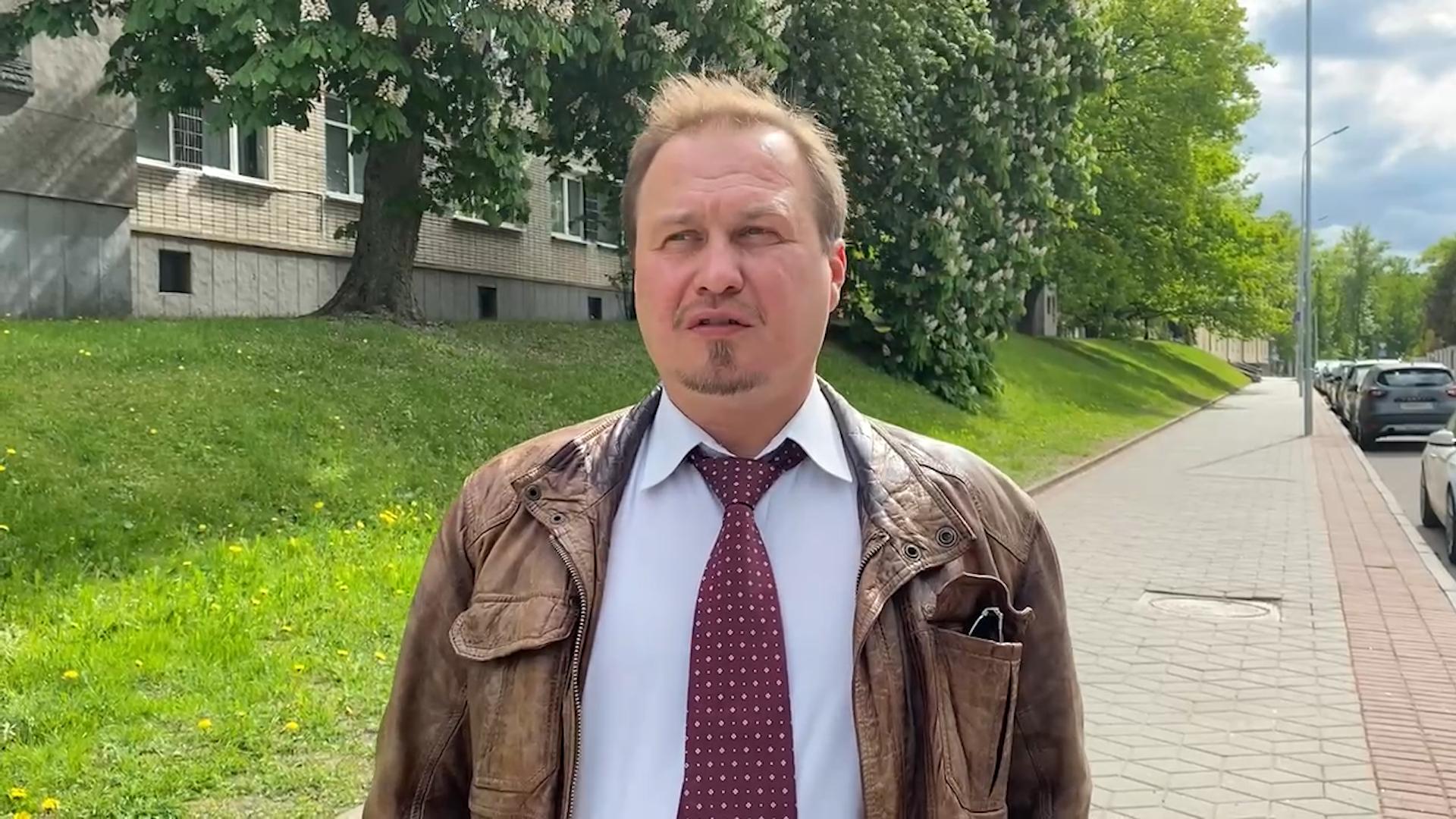 Присутствует доблесть духа: Адвокат задержанной россиянки Сапеги рассказал о встрече с подзащитной в СИЗО КГБ