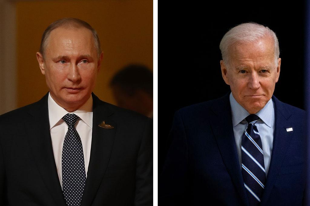 Вашингтон назвал полезным разговор Путина и Байдена лицом к лицу