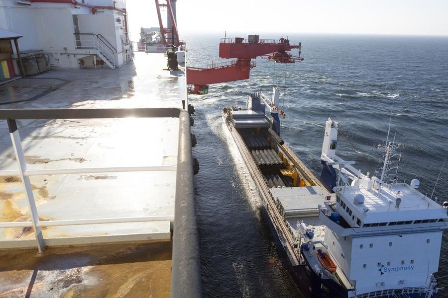 <p>Фото © Nord Stream 2 / Thomas Eugster</p>