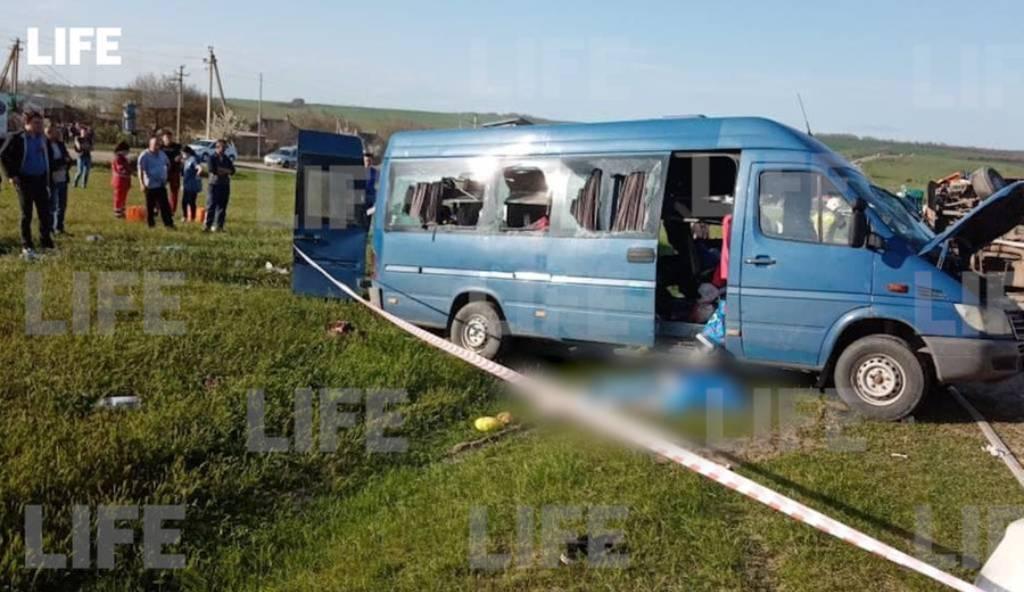 Водителя микроавтобуса отправили под домашний арест по делу о ДТП с детьми на Ставрополье