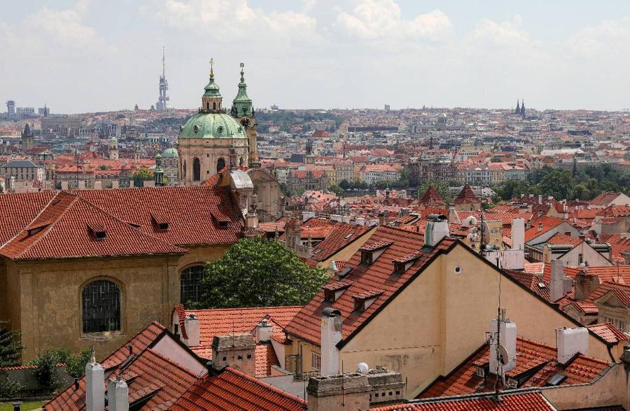 <p>Вид на Прагу. Фото © ТАСС / Шарифулин Валерий</p>