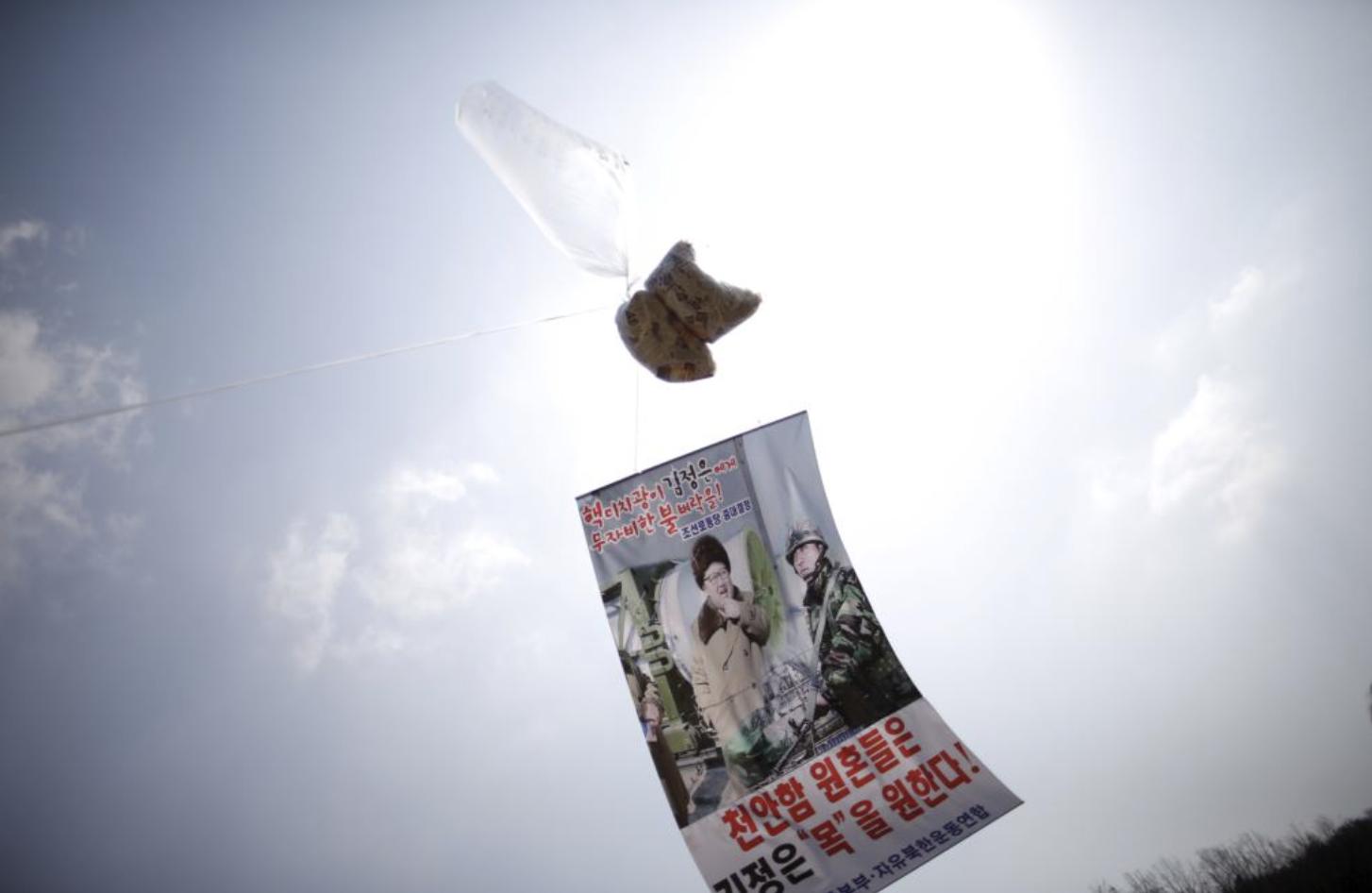 В КНДР заявили, что пропагандистские листовки из Южной Кореи передают коронавирус