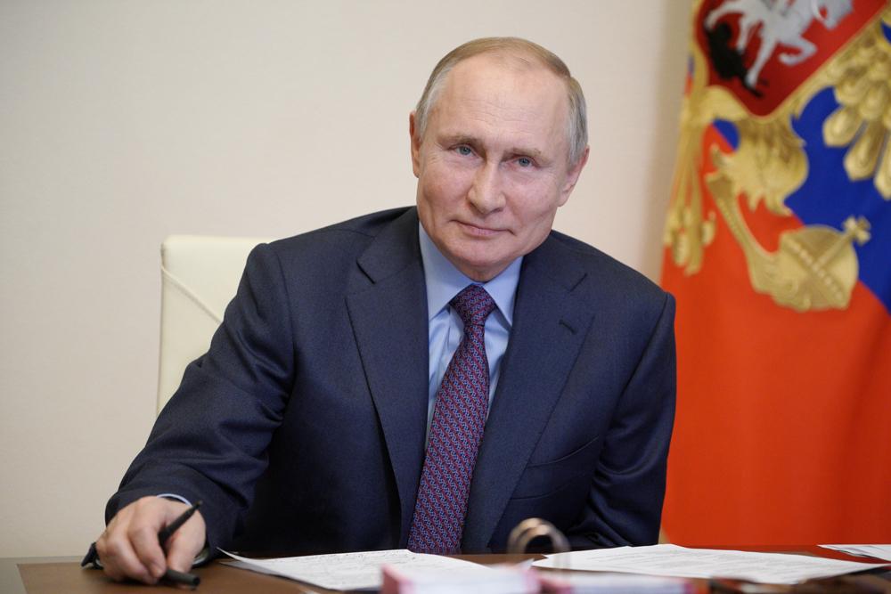Путин поздравил еврейскую общину с Днём спасения и освобождения