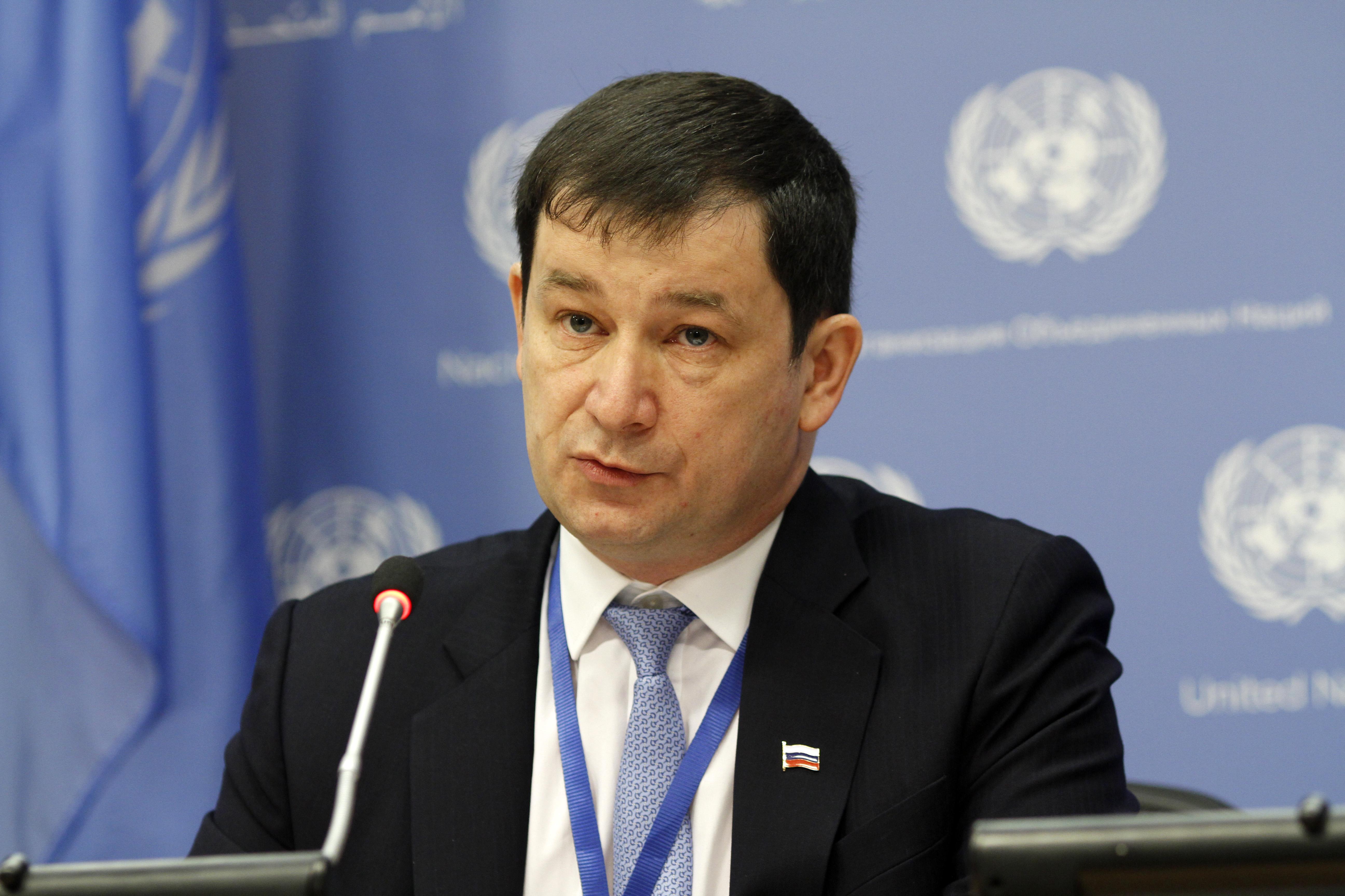 Российский дипломат счёл реакцию Запада на встрече по Донбассу в ООН тошнотворной