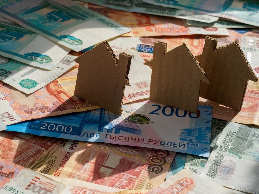 <p>Ипотека и деньги. Фото © ТАСС / Семён Лиходеев</p>