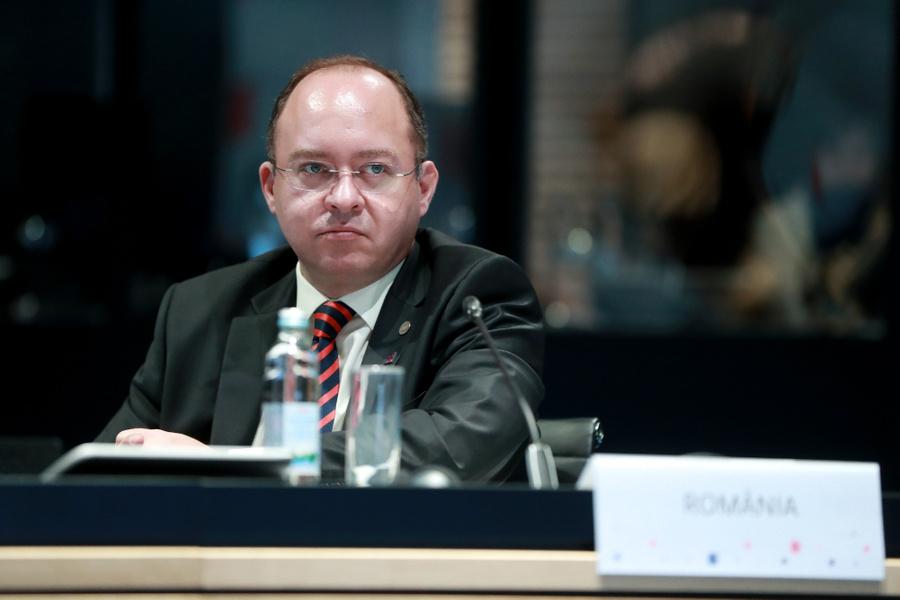 <p>Министр иностранных дел Румынии Богдан Ауреску. Фото © ТАСС / PA Images</p>