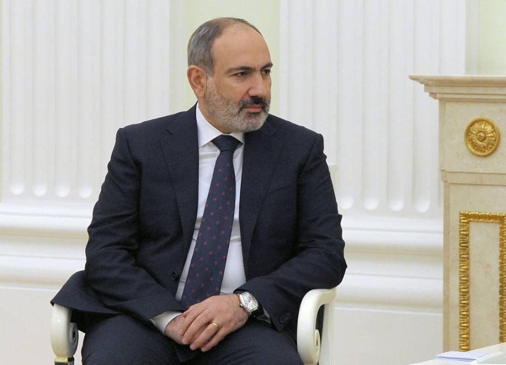 Пашинян: Россия помогла Армении в трудную минуту
