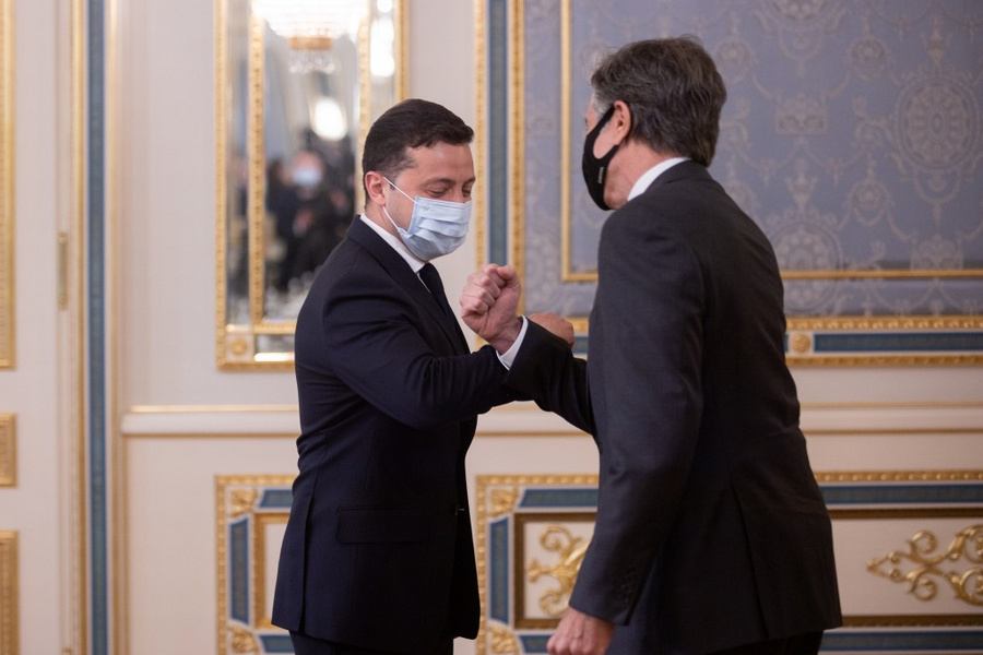 <p>Фото ©Офис президента Украины</p>
