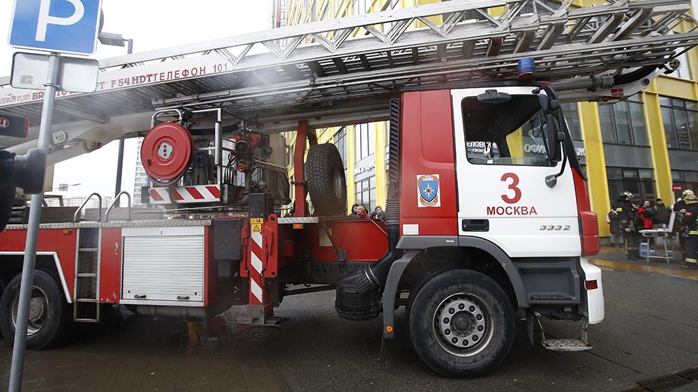 Загадочная смерть двух человек при пожаре в Москве могла быть убийством