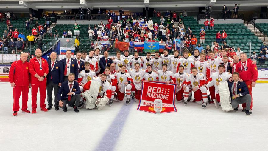 "<p>Фото © twitter / <a href=""https://twitter.com/russiahockey"" target=""_blank"" rel=""noopener noreferrer"">Хоккей России</a></p>"