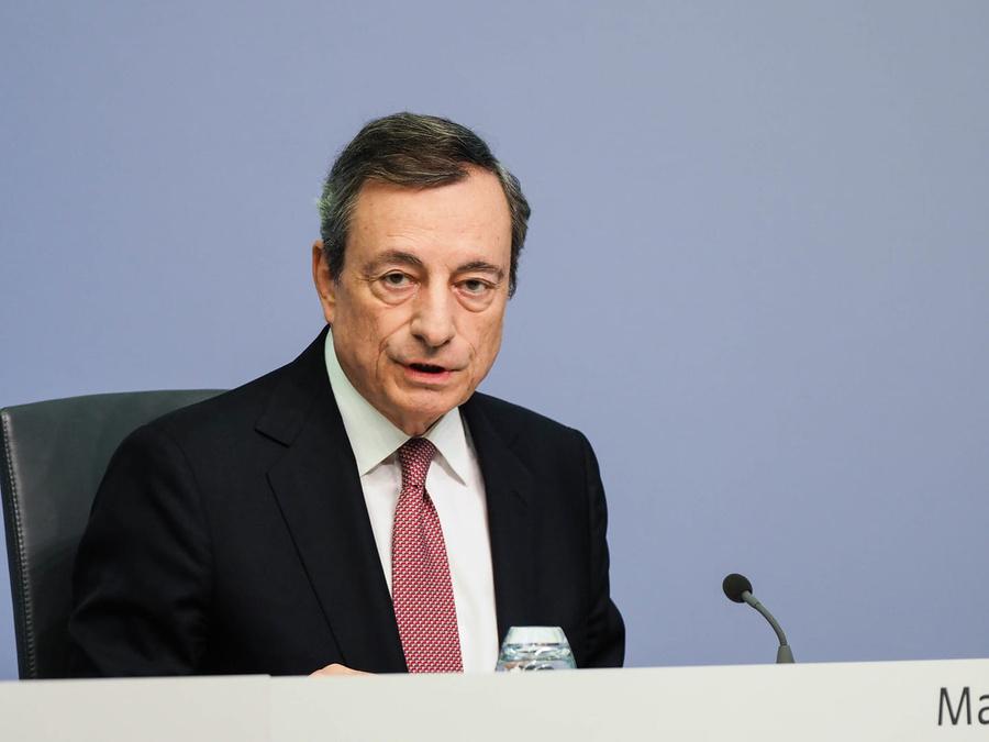 "<p>Премьер-министр Италии Марио Драги. Фото © Facebook / <a href=""https://www.facebook.com/MarioDraghiPremierItalia/?__tn__=-UC*F"" target=""_blank"" rel=""noopener noreferrer"">Mario Draghi Premier</a></p>"