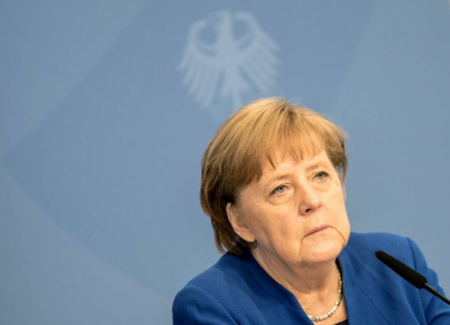 <p>Канцлер Германии Ангела Меркель. Фото © ТАСС / ЕРА</p>