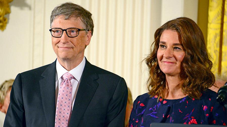 <p>Билл и Мелинда Гейтс. Фото © ТАСС / Ron Sachs / CNP / MediaPunch via imago-images</p>