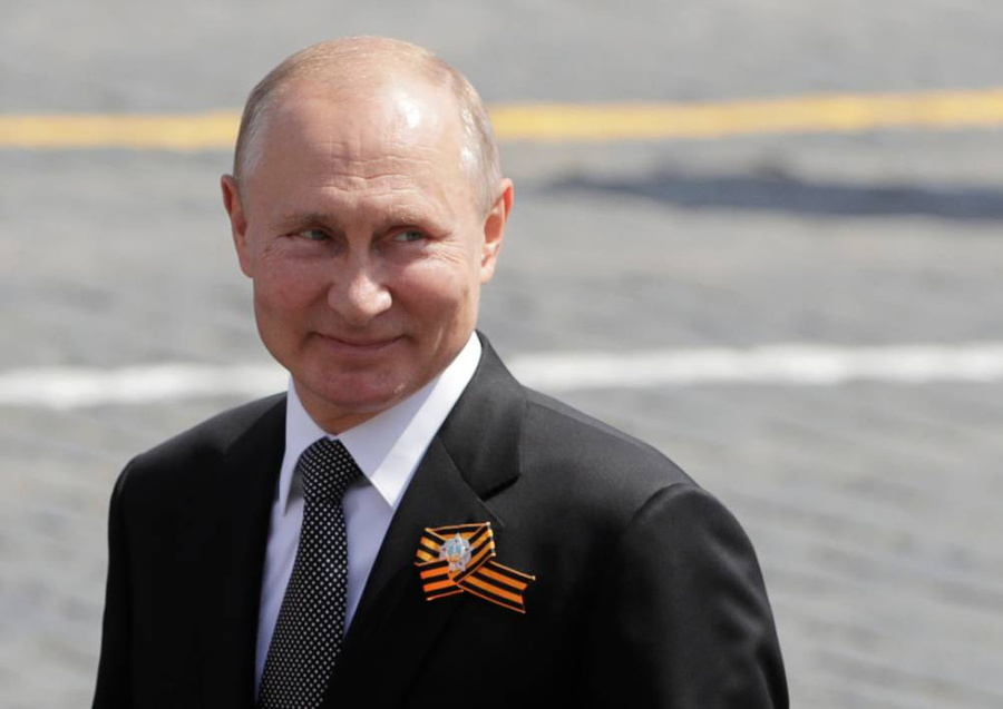 <p>Президент России Владимир Путин. Фото © ТАСС / Михаил Метцель</p>