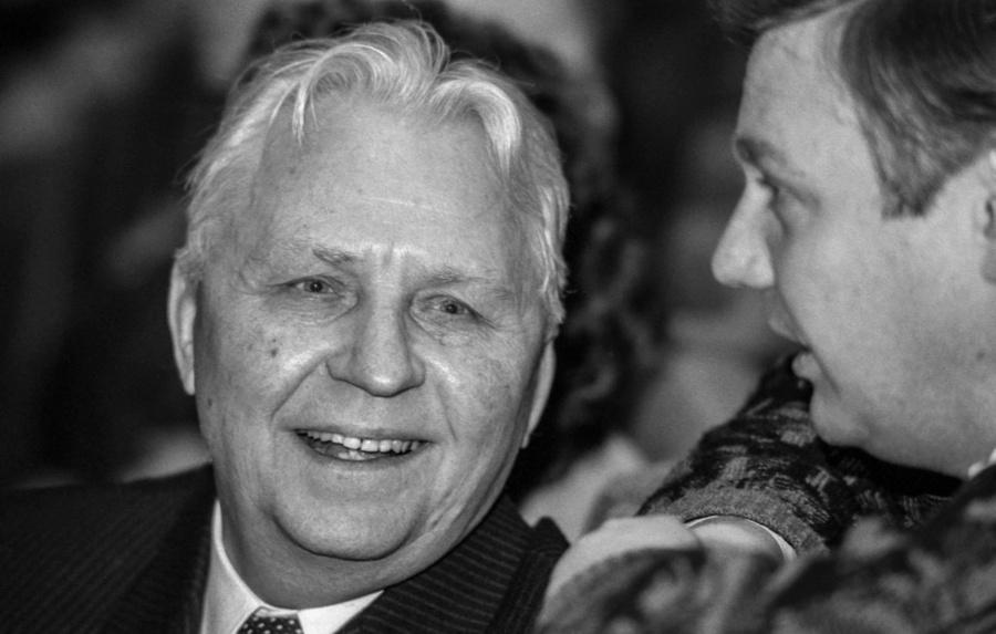 <p>Егор Лигачёв. Фото © ТАСС / Кавашкин Борис, Христофоров Валерий</p>