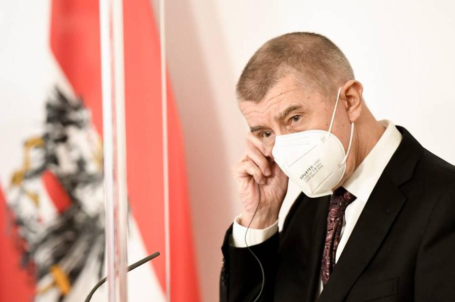 <p>Премьер-министр Чехии Андрей Бабиш. Фото © ТАСС / ЕРА</p>