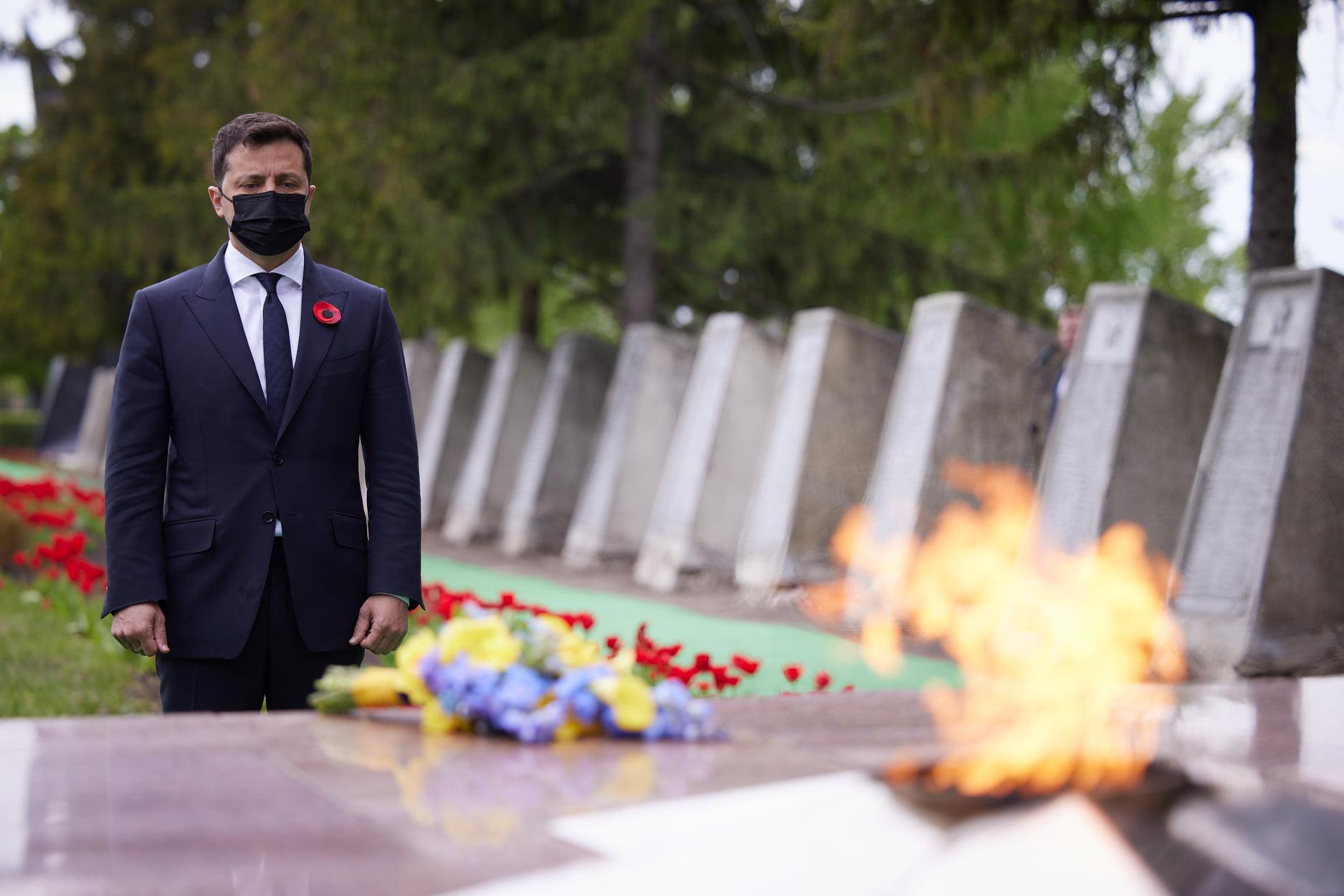 Владимир Зеленский. Фото © Сайт президента Украины