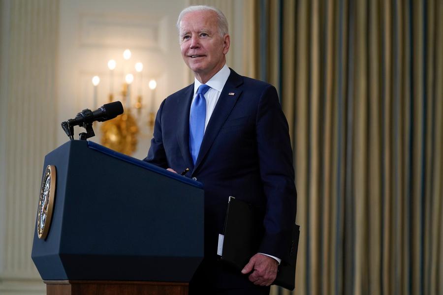 <p>Президент США Джо Байден. Фото © ТАСС / АР</p>