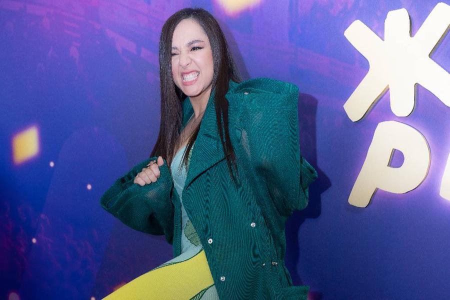 <p>Певица Манижа. Фото © ТАСС / Елизавета Клементьева</p>