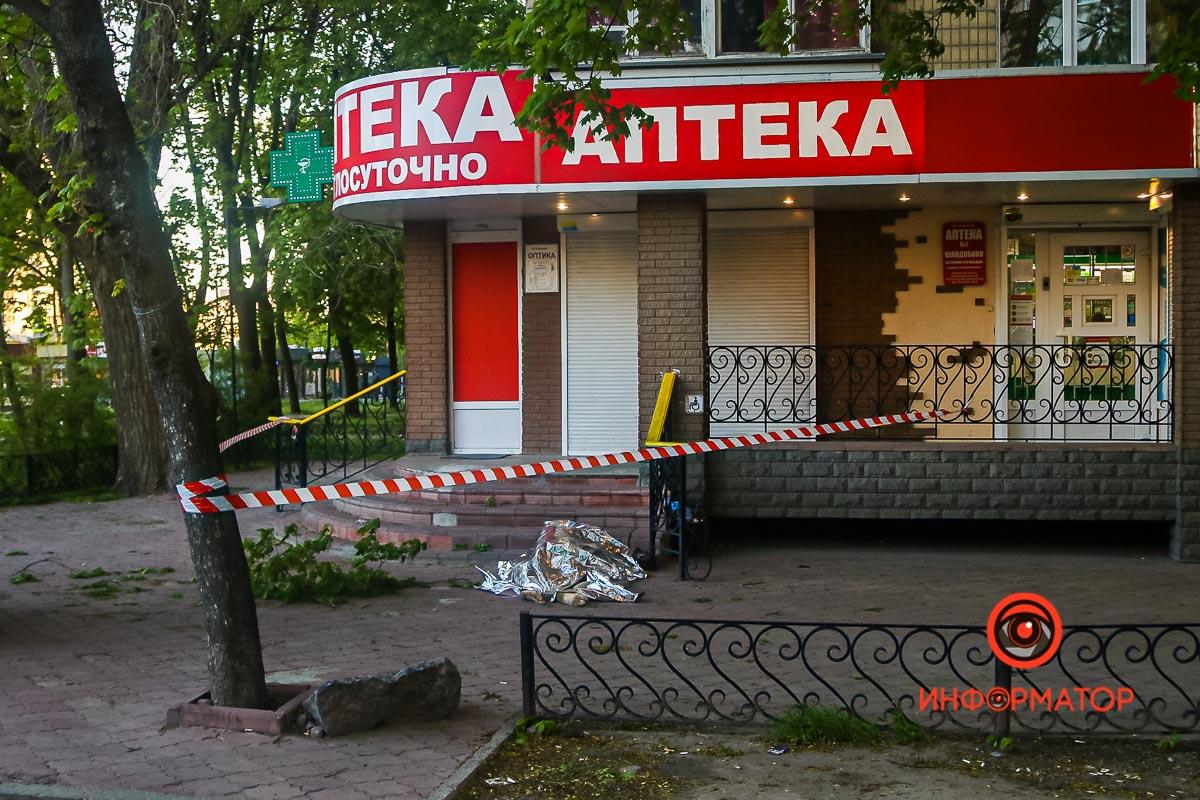 """Место происшествия. Фото © """"Информатор"""""""