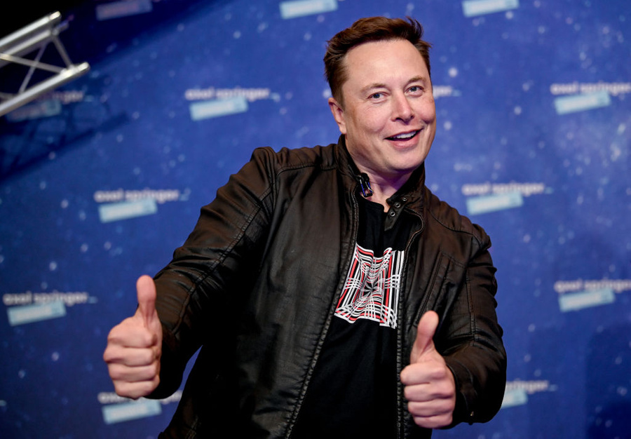 <p>Илон Маск. Фото © Britta Pedersen-Pool / Getty Images</p>