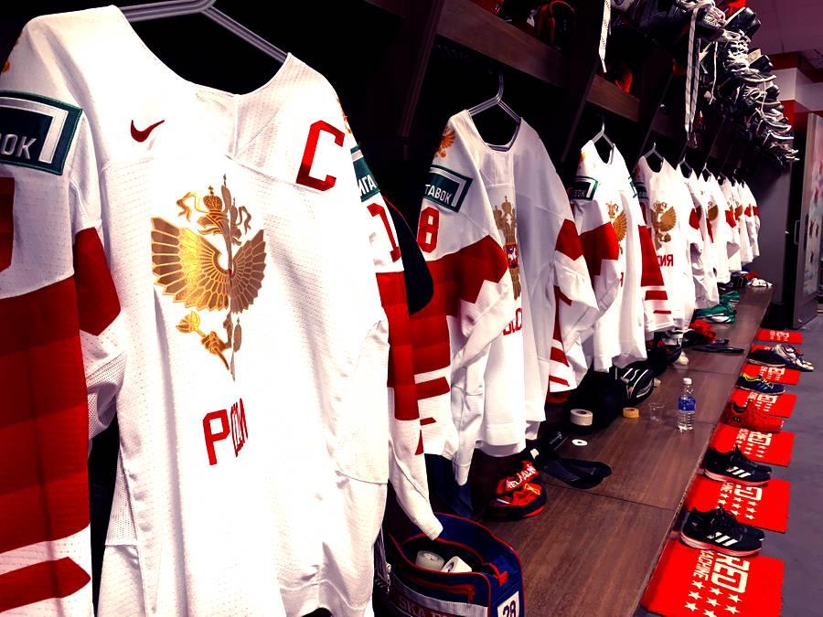 "<p>Фото © Twitter / <a href=""https://twitter.com/russiahockey/status/1346148438757568516/photo/1"" target=""_blank"" rel=""noopener noreferrer"">""Хоккей России""</a></p>"